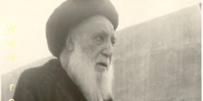 احوالات آیت الله العظمی سید جمال گلپایگانی (ره) در بیان آیت الله حاج حیدر علی محقق