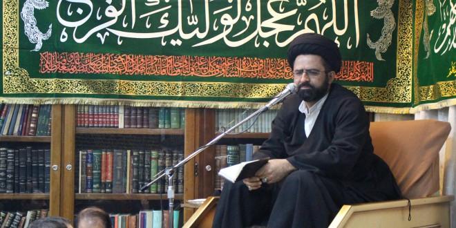سخنرانی حجت الاسلام سیدرضا گلپایگانی در شب شهادت امام کاظم (ع) – ۲۴ رجب ۱۴۳۸ (۲ اردیبهشت ۱۳۹۶)