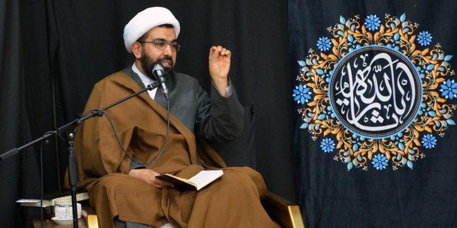 سخنرانی حجتالاسلام محمدسعید عطارنژاد – دهه آخر رجب ۱۴۴۰ هـ.ق (فروردین ۱۳۹۸)